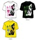 S.E.X/Guitar Girl T-shirts