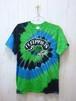 FEATPRINTS Tie Dye T-Shirt (フィートプリンツ タイダイ Tシャツ)