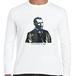 フィンセント・ファン・ゴッホ オランダ 画家 ポスト印象派 歴史人物ロングTシャツ055