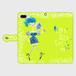 GIRLgreen手帳型(大)受注生産¥3900