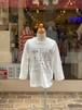 KIDS:NEEDLE WORKS【ニードルワークス】エイリアンTシャツ(ホワイト/90〜150cm)