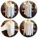 ブラウス 白シャツ ♡ ハート 刺繍 ヴィンテージ