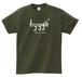 Tシャツ Hygge アーミーグリーン