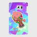 【側表面印刷スマホケース Galaxy S6(SC-05G)】trunkfish