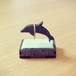 指輪ホルダー/イルカ