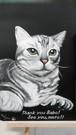 フルオーダー ペットの似顔絵 1匹