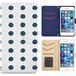 全機種対応 手帳型ケース iPhone Xperia Zenfone Aquos Galaxy Arrows Huawei Digno Raijin JDC280plaid