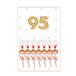 【ポストカード(縦)20枚】《95》ラインダンス