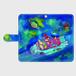 【L】キャバデラック宇宙の旅/手帳型スマホケース6Plus/6sPlus/7Plus/8/8Plus/XR/XS Max、AndroidLサイズ(151mm〜