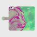 cat 手帳型スマホケース iPhone6Plus/6sPlus