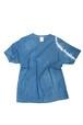 NO.378 藍染Tシャツ【Lサイズ】