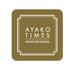 【1月】AYAKO TIMESピンバッジ