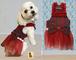 バレリーナワンピース S/M/L/DS/DM サイズ、ハンドメイド*犬服、ハンドメイド*ワンコ服