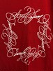 2000's cursive writing T's