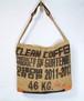 コーヒー豆袋リメイクバッグ GUATEMALA