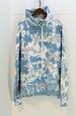 WIND AND SEA tie-dye パーカー