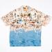 Jams World Retro Shirt Tropea Beach【ジャムズ ワールド】トロぺア ビーチ アロハシャツ