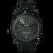 【GaGa MILANO】Manuale 48/5516.NJ.01D 限定ネイマールモデル ブラック スイスメイド腕時計