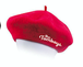 ベレー帽<赤>