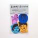 Bunny Bissoux / Handmade Sticker set(4枚入)