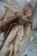 和田まりえ 「銀色の少女」55cm 球体関節人形