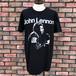 Deadstock John Lennon People For Peace T-Shirt Black Large