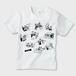キッズTシャツ 80サイズ 白