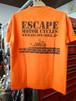 半袖Tシャツ オレンジ