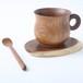 エンジュコーヒーカップB(スプーン・ソーサーセット)