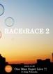 Zepp FUKUOKA One Man Live DVD 「RACEtRACE 2」