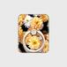 スマホリング★オレンジの花