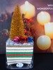 クリスマスカラーサンドアート