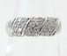【SOLD OUT】0.30ct ダイヤモンド ハーフエタニティリング プラチナ ~【Good Condition】0.30ct Diamond Half Eternity Ring~