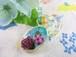 雨上がりに咲く紫陽花のイヤホンジャック(オーバル)