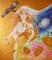 原画 Abundantia 豊かさの女神 アバンダンティア ver.2