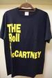 THE Roll&McCARTNEYオフィシャルTシャツ(グレー×イエロー)