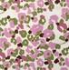 < girl's camouflage pink > コットンリネンキャンバス生地 45cm x 137cm