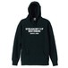 STRAIGHT UP RECORDS OFFICIAL PARKA : 1(黒ボディー)