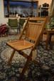 【ヴィンテージ  】〜1940's folding chair