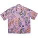 Aries Dude Hawaiian Shirt PINK