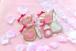 「Girls Fashion」アイシングクッキー2枚セット