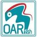 自主レーベル Oarfish Records ロゴステッカー