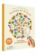 Sticker Kaleidoscopes Book / Animals All Around