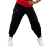 【SKANDHAL】TORINO ロングパンツ【ブラック】【新作】イタリアンウェア【送料無料】《M&W》