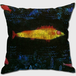 Der Goldfisch black Cushion