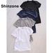 THE SHINZONE/シンゾーン・クルーネックTシャツ