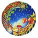 クリスマスイヤープレート デザートプレート2001