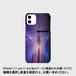iPhone11,11 pro,11 pro Maxケース(表面のみ印刷:クリア):13_ウユニ塩湖の星天(kagaya)
