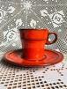 欠けあり イギリス カップ&ソーサー ヴィンテージ 陶器