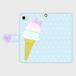 ドットアイスクリーム♡iPhoneケース